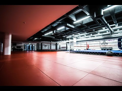 Mjolnir MMA. Biggest MMA gym in the world! (2017)