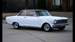 1964 Chevrolet Nova SS 283 V8