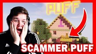 SCAMMER PU F in MINECRAFT verboten