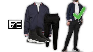 How to PROPERLY STYLE SPORTY STREETWEAR thumbnail