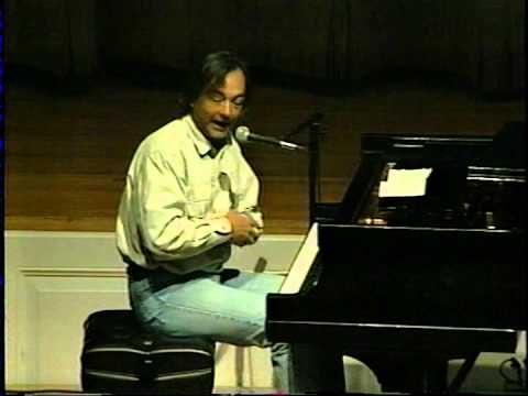 Rich Mullins - Wheaton College Chapel Service (Full Concert, 1997)