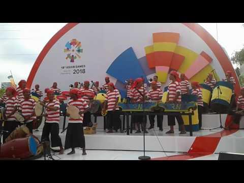 RAMPAK NAONG (SHOLAWAT) STADION DELTA SIDOARJO 2016