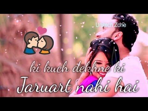 Abhi Saans Lene Ki Fursat Nahi Hai ❤ Old : Love ❤ : Sad : Romantic 💏 Whatsapp Status Video