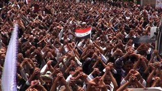 Massive pro and anti-government rallies held in Sanaa