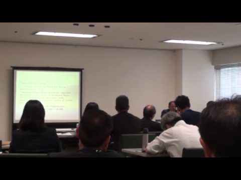 Prof Dr  Yubaraj Sangroula, Constitution Making in Nepal, Attorney General of Japan Office, 2014 Par