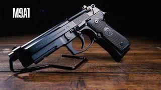Wilshire Gun X Beretta Pistols