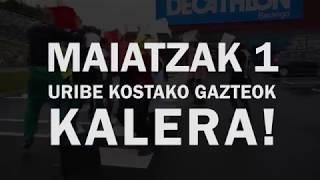 URIBE KOSTAKO GAZTEOK PREKARIETATEAREN KONTRA TXANGOAN