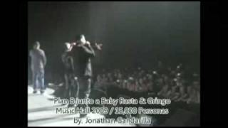 Plan B junto a Baby Rasta y Gringo   en vivo 2009