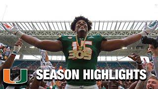 Gregory Rousseau 2019 Season Highlights | Miami DL