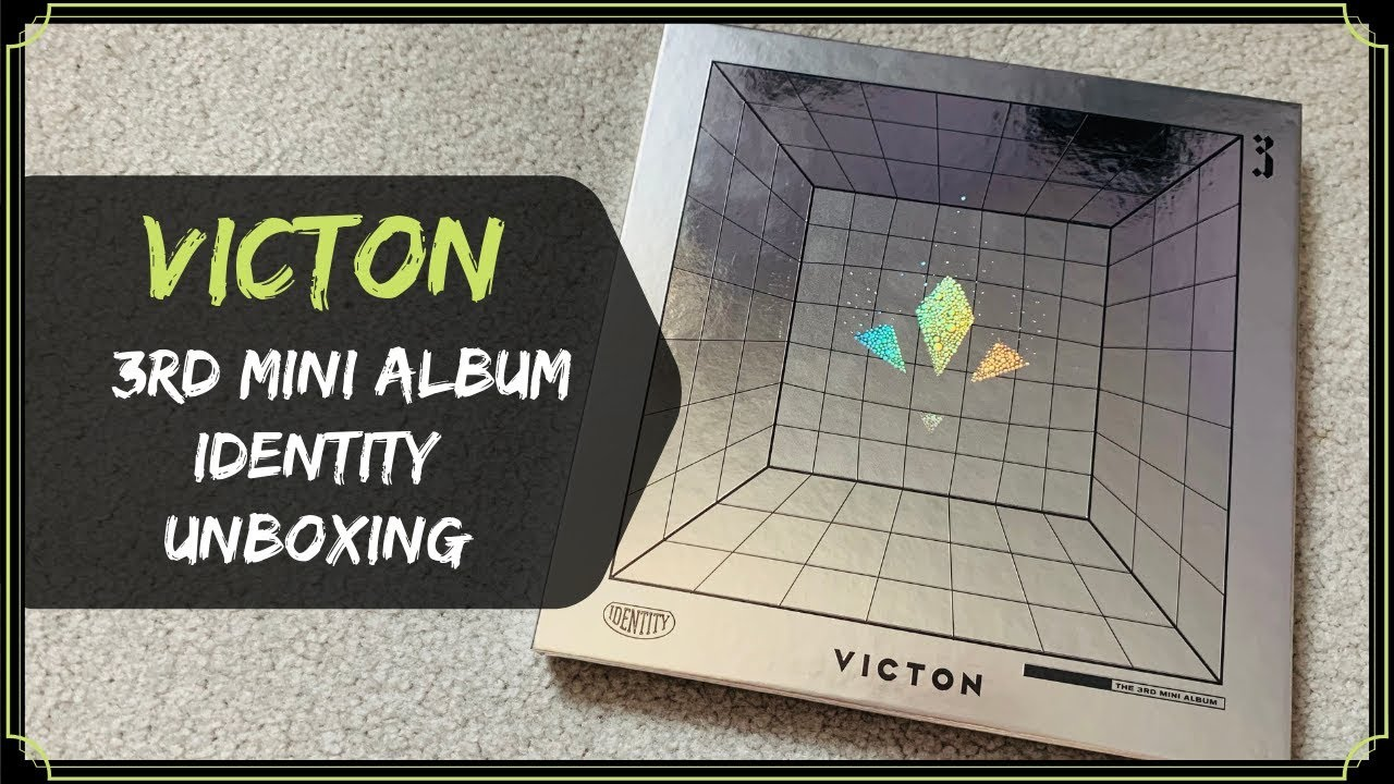 Download ☆ Unboxing VICTON - Identity ☆