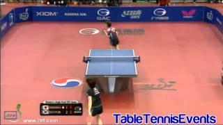 Seo Hyowon Vs Kasumi Ishikawa: Final [Korea Open 2013]