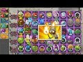 Plants vs Zombies 2 - 1000 Zombi Antorcha vs Todas las Plantas