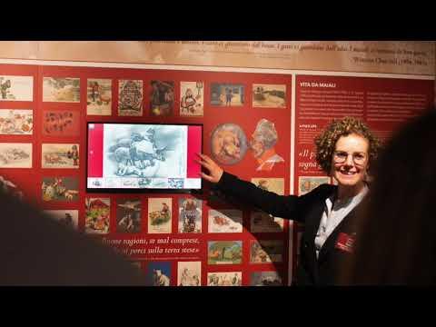 Museo del Culatello. Andrea Gatti intervista Giancarlo Gonizzi