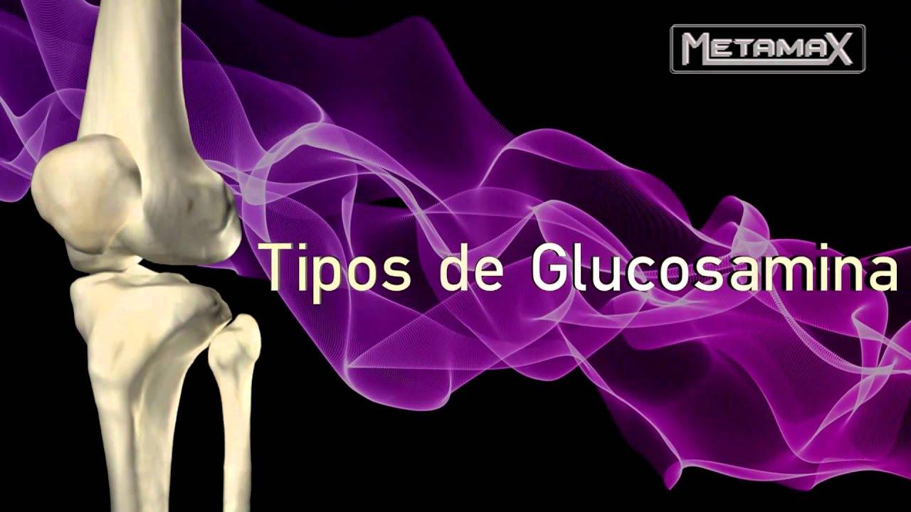 propiedades y uso de la glucosamina