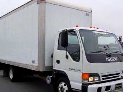 sold 2004 isuzu npr 27407 green ford youtube. Cars Review. Best American Auto & Cars Review
