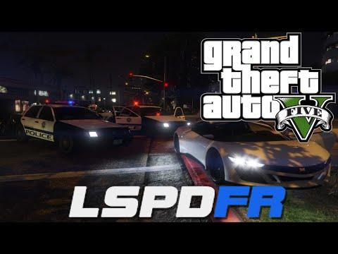 GTA V - LSPDFR 0.2b - Day 10 - Las Vegas Metro Police