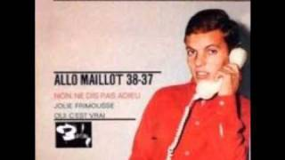 Frank Alamo - Alló ...Maillot 38 -37