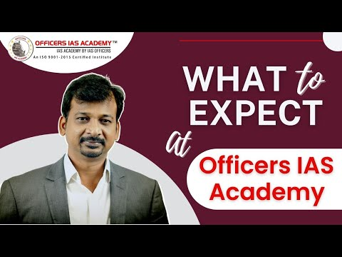 VIDEOS | Officers IAS Academy