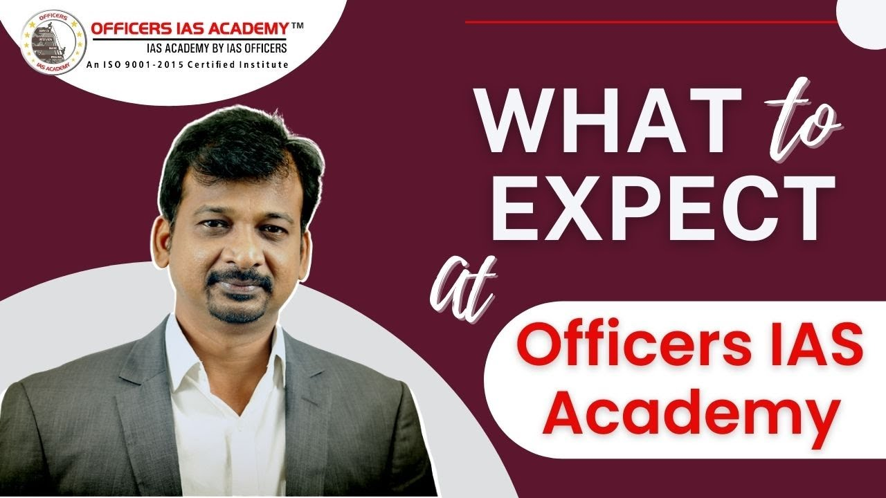 Officers IAS Academy in Chennai | Best IAS Coaching Centre