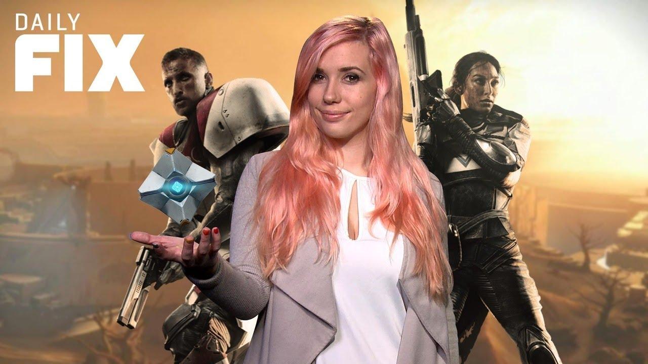 Bungie to Fix Destiny 2: Curse of Osiris Mistakes – IGN Daily Fix