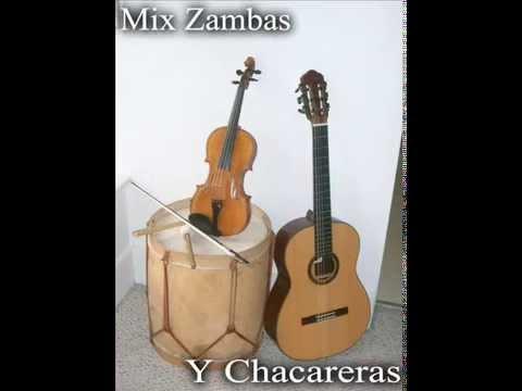 Mix zambas y chacareras