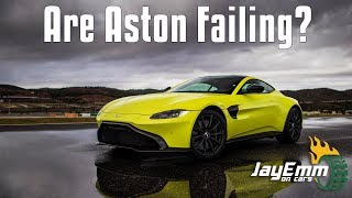 The New Aston Martin: What's Gone Wrong? [WAFFLE]