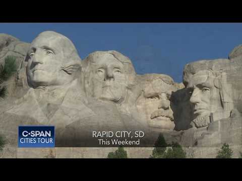 Book TV Visits Rapid City, SD