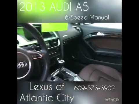 Atlantic city audi