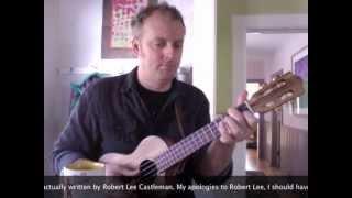 "Week 16 - ""The Lucky One"" Alison Krauss (by Robert Lee Castleman) (James Moors)"