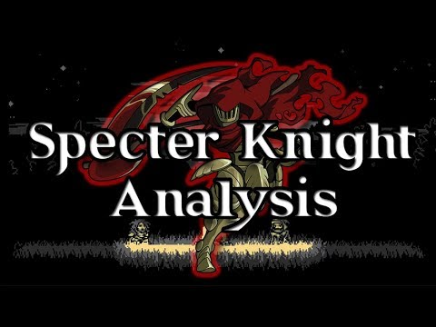 Specter Knight New Game Plus is the Best and Here's Why - Hyve Minds Shovel Knight Analysis