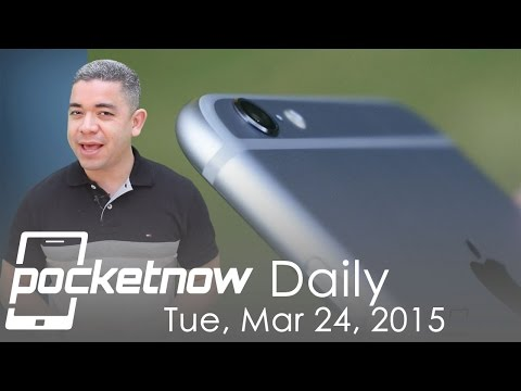 Apple Watch store training, iPhone camera patent, Oppo R7 & more - Pocketnow Daily - 동영상