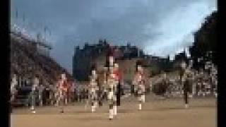 Edinburgh Military Tattoo 2008 - Massed Pipebands