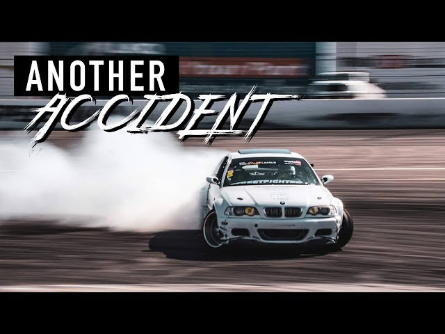 HAIL MARY E46 DRIFTS AGAIN! x The Drift League Round 3