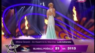 Jelena Jovanovic - Heroj - Pink Music Festival - ( Tv Pink 2014 )