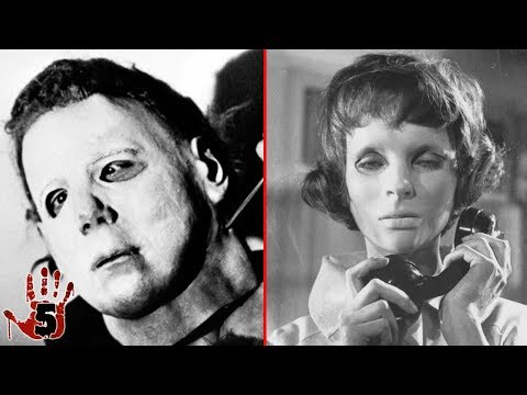 Top 5 Scariest Masks In Films
