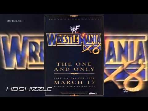 WWF WrestleMania X8 1st Theme Song  Tear Away + Download Link