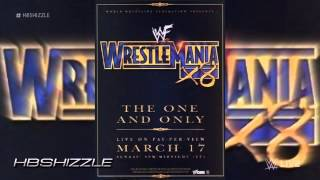 "WWF WrestleMania X8 1st Theme Song - ""Tear Away"" + Download Link"