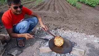 Best Aloo Paratha in the World! | Indian Village Cooking | Healthy Street Food!