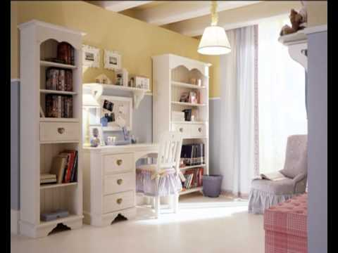 ... arredamento country, lo stile shabby chic e Provenzale - YouTube