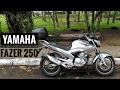 Review Yamaha Fazer 250 2013