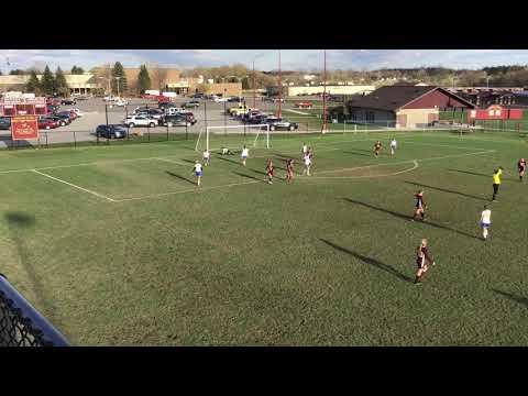 4/26/19 Every #DavisonMadeSoccer Goal vs Imlay City