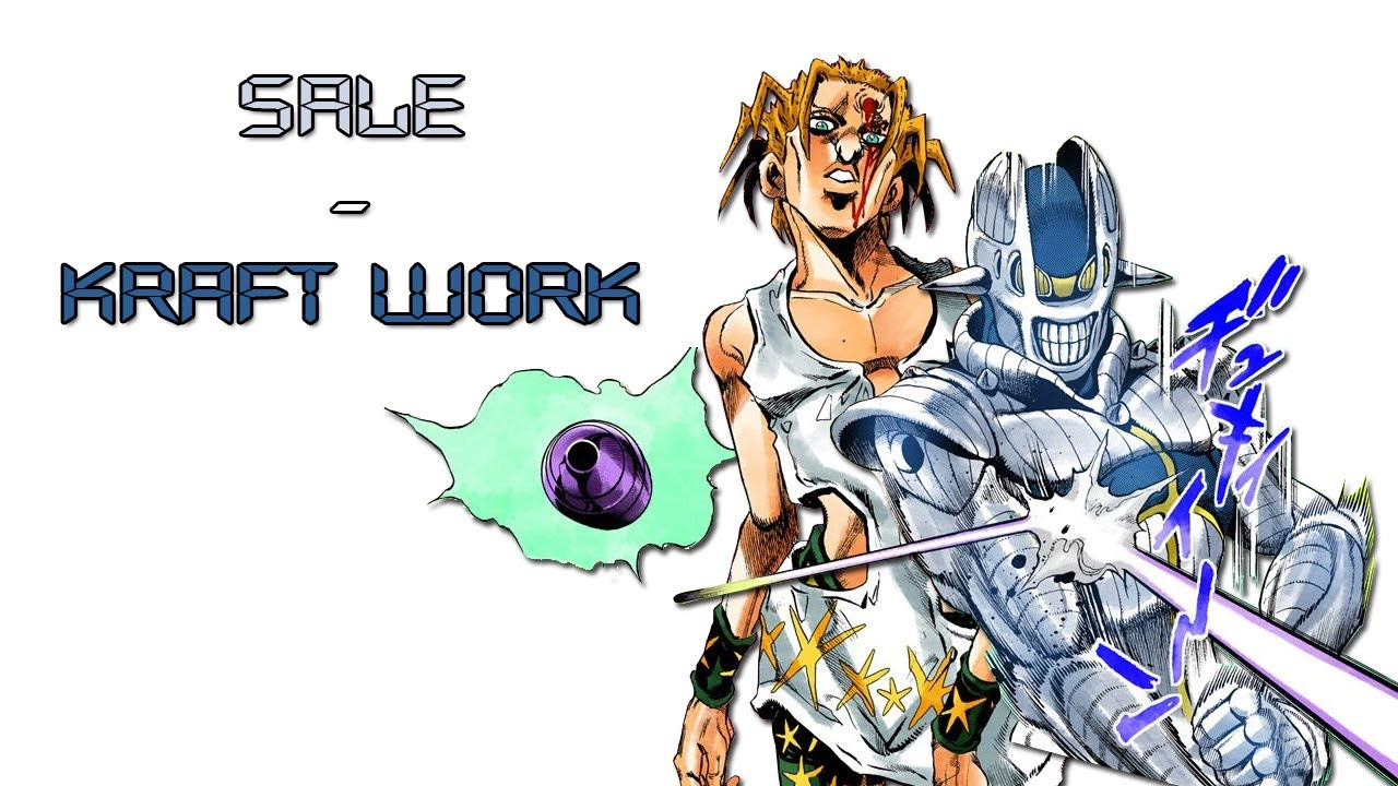 Sale - Kraft Work (JJBA Musical Leitmotif) - YouTube