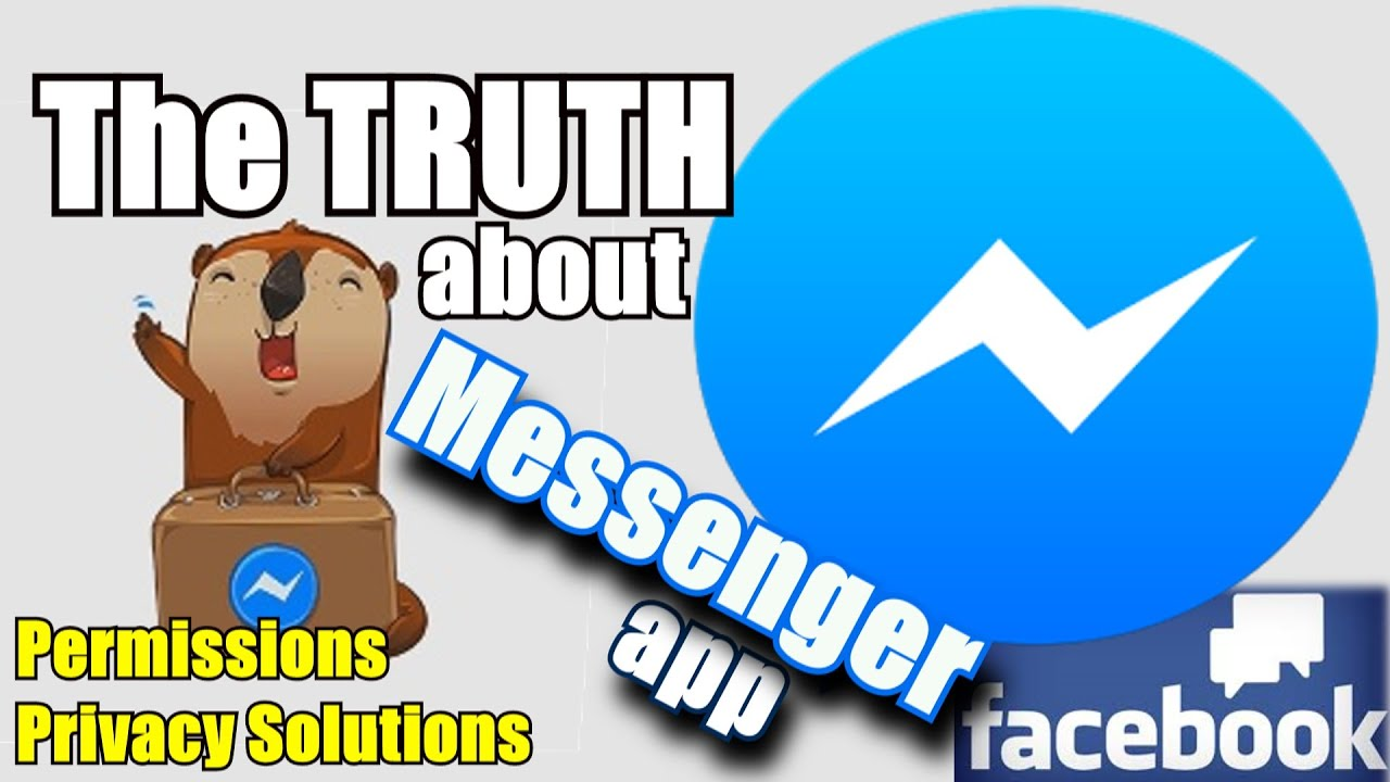 the truth about facebook messenger & how to fix the problem