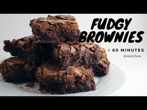 The Best Fudgy Brownies!