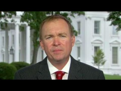 White House progress doesn't equate to chaos: Mick Mulvaney