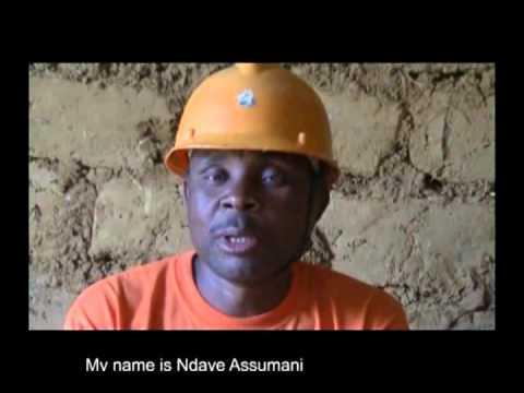 Livelihoods interviews with refugees in Nakivale - made by refugee media entrepreneurs - Interview 1