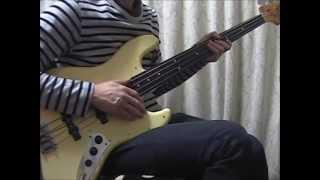 JAPAN / The Art Of Parties (Single Version) (Bass Cover & Arrangement)