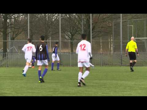 AFC DWS - AFC Zeeburgia C1
