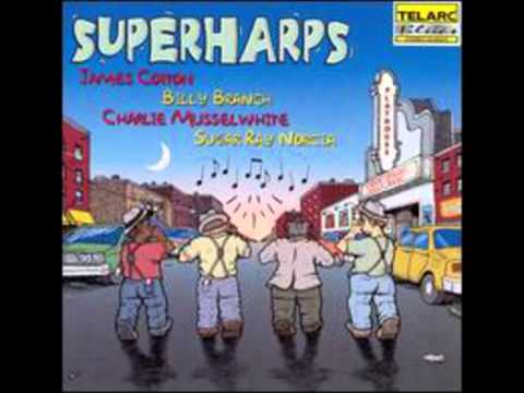 "SUPERHARPS - ""LIFE WILL BE BETTER"""