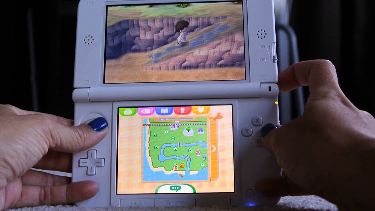 SnapChick Plays Animal Crossing: New Leaf On Nintendo 3DS